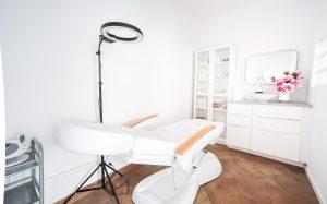 Salon kosmetyczny Akai - wnętrze 2